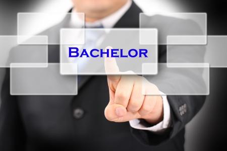 bachelor: bachelor