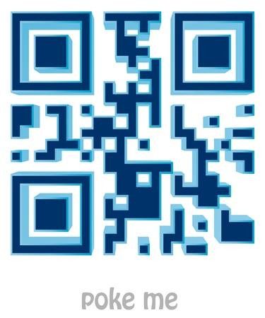 QR code of
