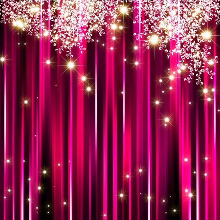 abstract sparkle pink background photo