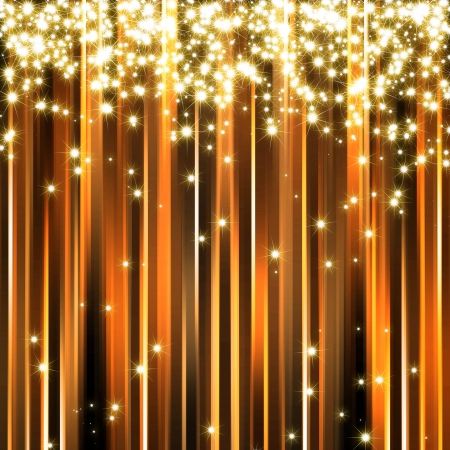 abstract golden sparkle background photo