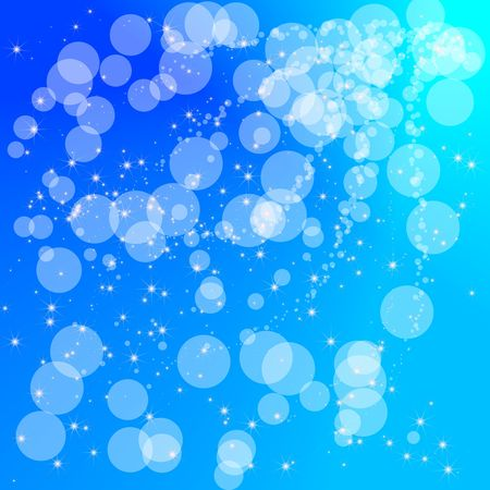 aqua blue circle background photo