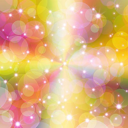 vibrant colors fun: sparkle astratto sfondo colorato