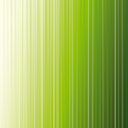 Abstract green striped background wallpaper patterned design Vector