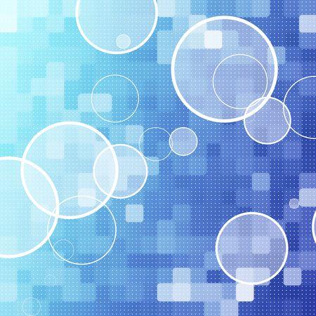 aqua blue abstract Stock Photo - 6182970
