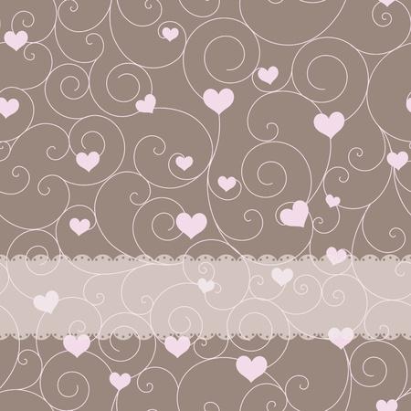 bröllop: kortdesign för bröllop eller Alla hjärtans dag