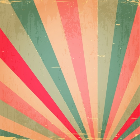 fade out: Abstract Colorful Grunge Rays Background Wallpaper Illustration