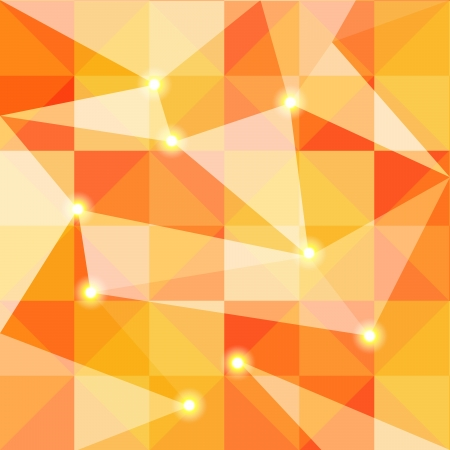 Abstract Colorful Polygon Background Wallpaper Vector