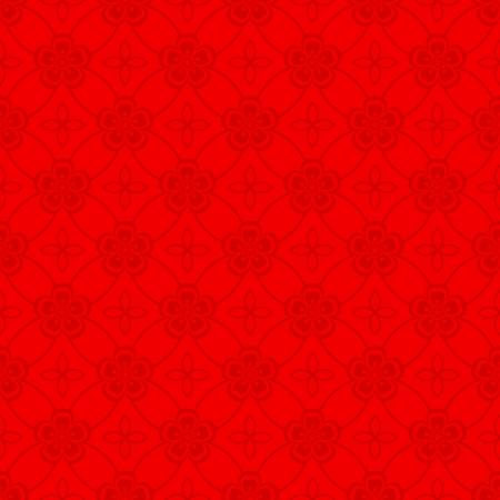 chinese new year pattern: Oriental Chinese Seamless Pattern Background
