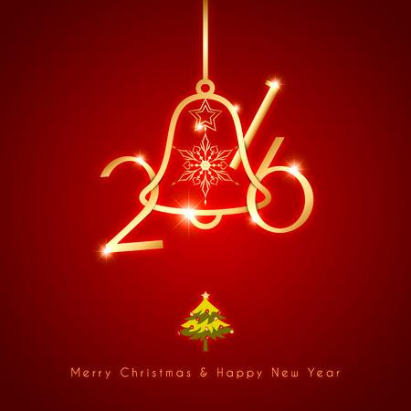 celebration background: New Year Christmas Holidays Celebration Background