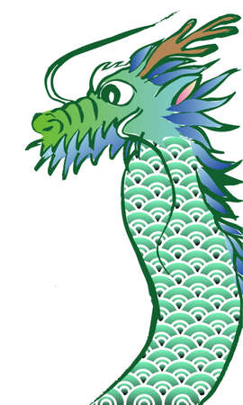 dragon illustration 2