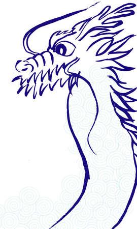 illustration 3 dragon