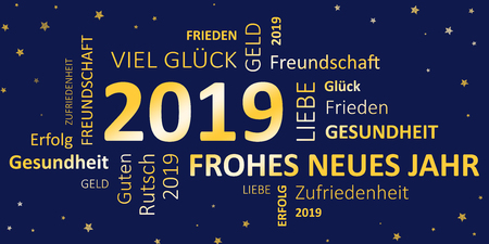 happy new year 2019 and wishes