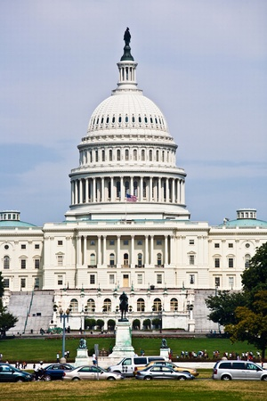 Capital Building, Washington DC photo