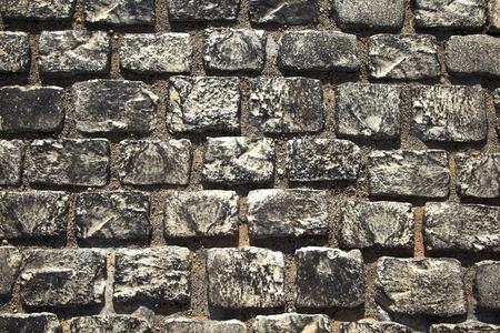 harmonic: old harmonic cobble stone street