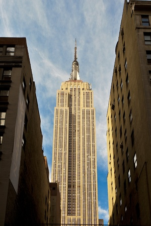 Empire State Building in New York Stock Photo - 9374918