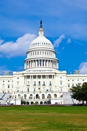 US Capitol in Washington DC Stock Photo - 9374961
