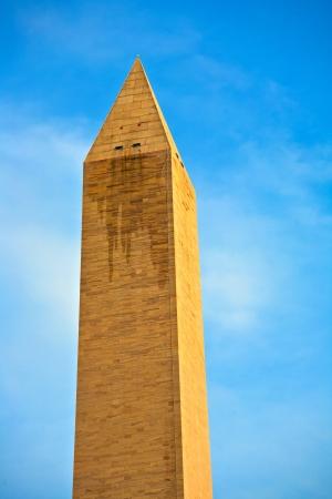 Washington Monument in the center of Washington DC Stock Photo - 9375078
