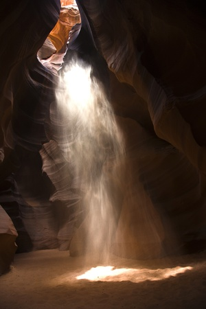 Antelope Slot Canyon, Page Arizona Stock Photo - 9396760