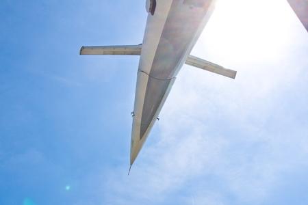 supersonic: supersonic aircraft  Tupolev TU-144