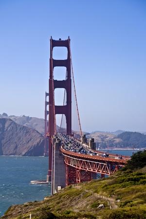Golden Gate Bridge in San Francisco Stock Photo - 9469360