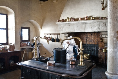 bowsprit: famous hospice in Beaune, France