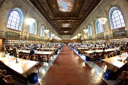 diccionarios: CIUDAD DE NUEVA YORK - 10 de julio: New York Public Library es la tercera biblioteca p�blica m�s grande en Am�rica del Norte. 10 de julio 2010 en Manhattan, Nueva York.