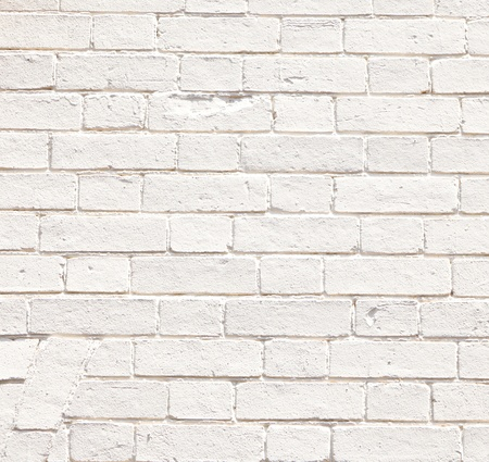white brick: old brick walls of historic houses in typical structure