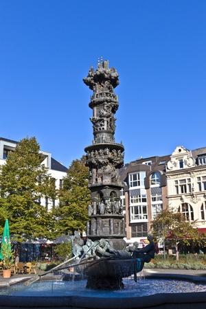 weber: interesting History column in Koblenz.