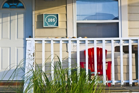 outerbanks: motel in the outer banks, USA