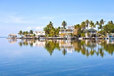 key west: beautiful living area in the Keys