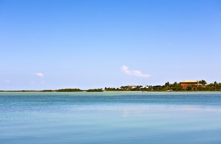 beautiful living area in the keys Stock Photo - 11146475