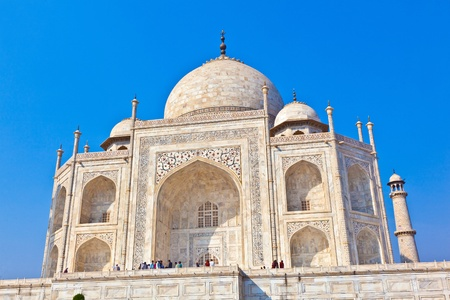 Taj Mahal in India Stock Photo - 11287081