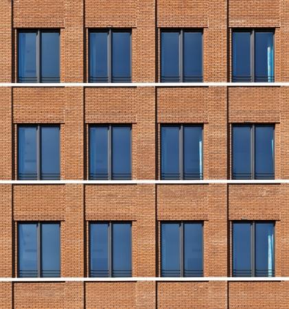 facade of modern bulding with windows Stock Photo - 11887002