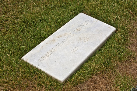 graves at Arlington national Cemetery in Washington