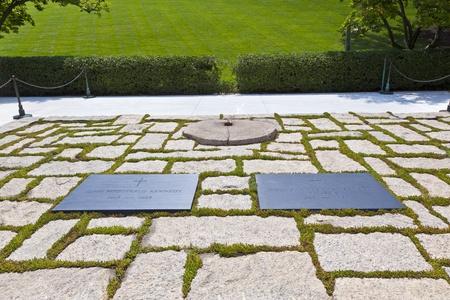 heros: John F. Kennedy Eternal Flame presidential memorial Editorial