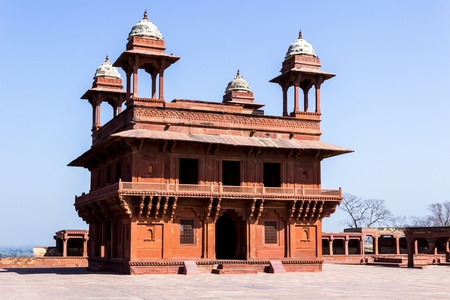 mughal: Fatehpur Sikri, India, built by the great Mughal emperor, Akbar beginning in 1570