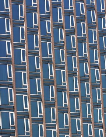 facade of Skyscraper in New York Stock Photo - 13854782