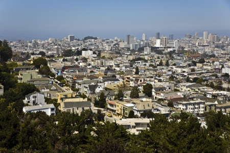 urban villages in San Francisco photo