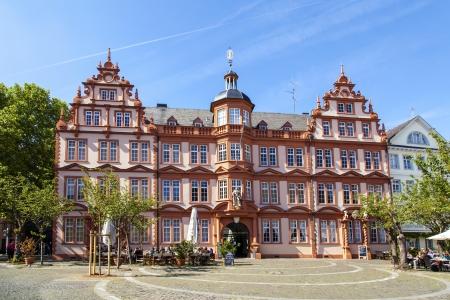 tourisms: Gutenberg Museum in Mainz, Germany Editorial