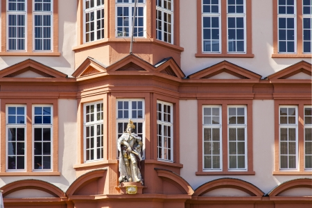 gutenberg: Gutenberg Museum in Mainz, Germany Editorial