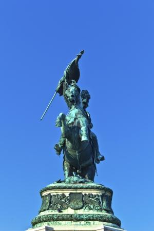 archduke: Monument archduke charles of Austria