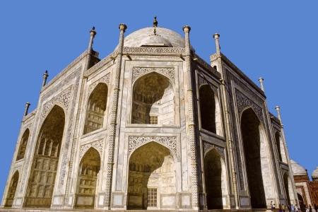 beautiful Taj Mahal, worlds most beautiful building