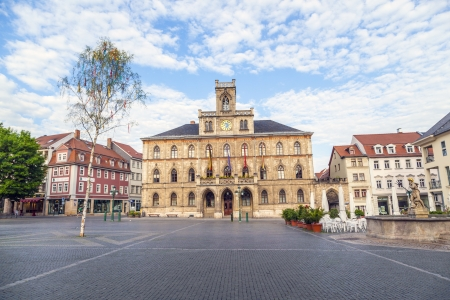 Town hall Weimar in Germany