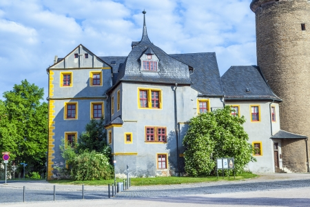 City Castle of Weimar in Germany Stock Photo - 13824862