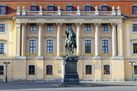 carl: Carl-August Monument (Weimar) Editorial