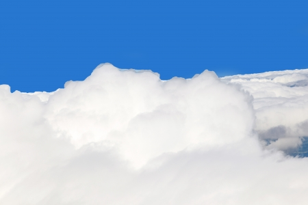 clouds with blue sky Stock Photo - 14288690