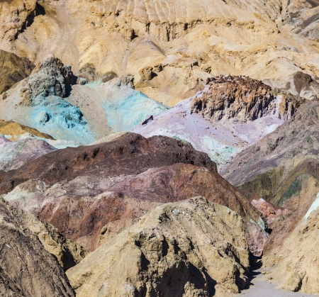 Artists Palette, Death Valley photo