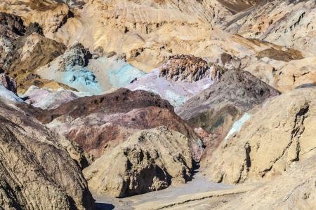 Artists Palette, Death Valley photo