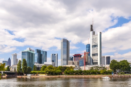 City of Frankfurt, Germany photo