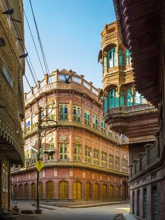 beautiful old haveli in Bikaner, Rajasthan, India Stock Photo - 16531743